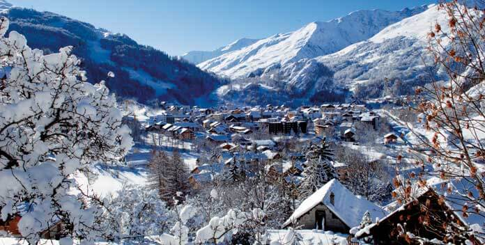 skigebied Valloire © B Grange/ Valloire Tourist Office