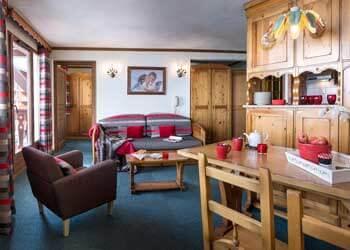 vier sterren appartementen Village Montana in Val Thorens