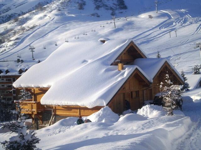 appartementen Paradis Blanc in La Toussuire