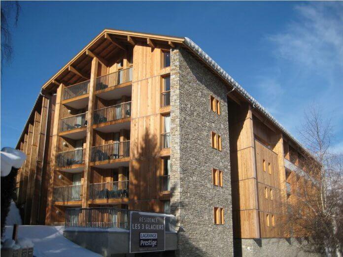 Wintersport – Montchavin – Chalet-appartement Les 3 Glaciers (LaGrange Prestige)