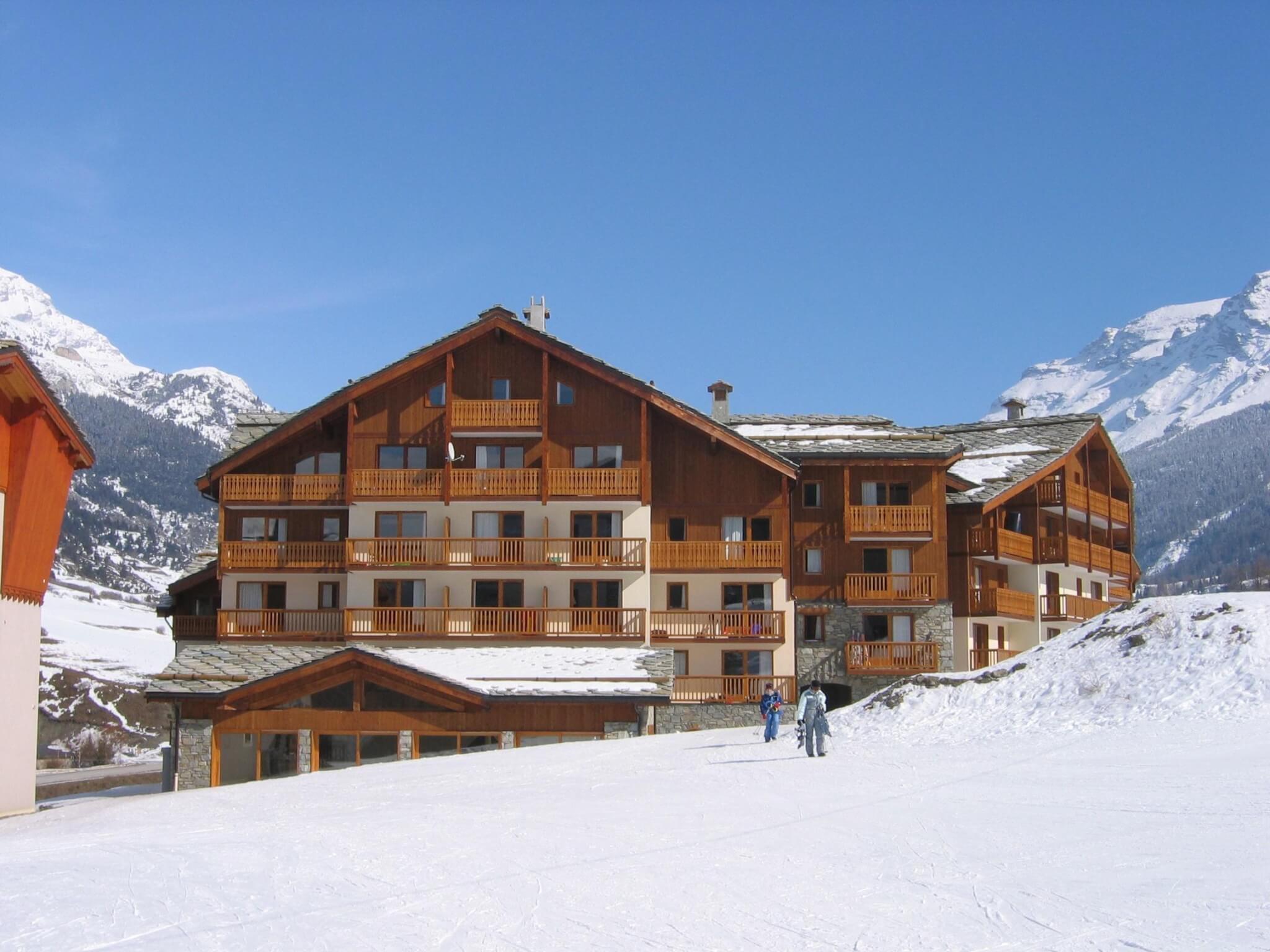Wintersport – Val Cenis – Résidence Les Valmonts