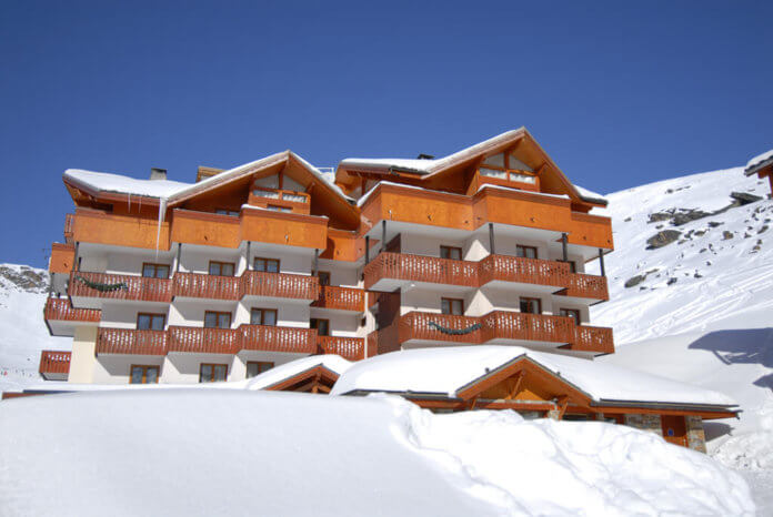 Hotel Le Sherpa Val Thorens © Snowtime.