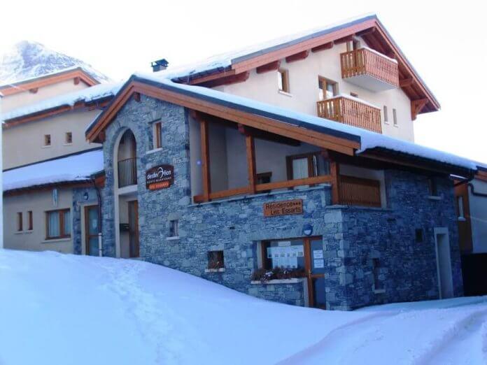 Wintersport appartementen Val Cenis – 3* Résidence Les Essarts