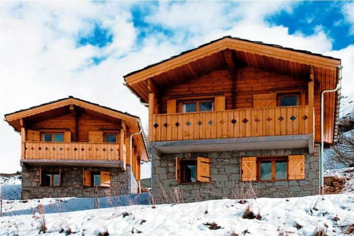Wintersport – Valmeinier – Chalet-appartement Le Grand Panorama II